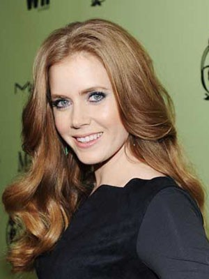 Amy Adams Glamorous Lace Front Synthetic Wig