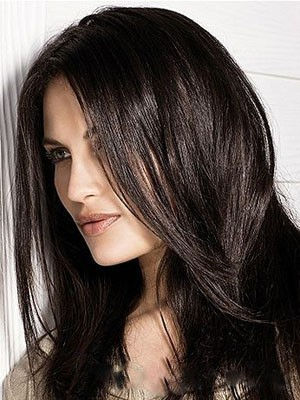 Lissome Lace Front Straight Synthetic Wig