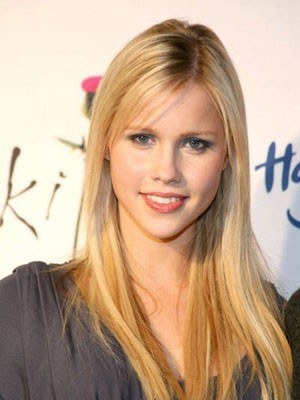 Claire Holt Flattering Lace Front Synthetic Wig