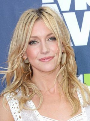 Katie Cassidy Gorgeous Synthetic Lace Front Straight Wig