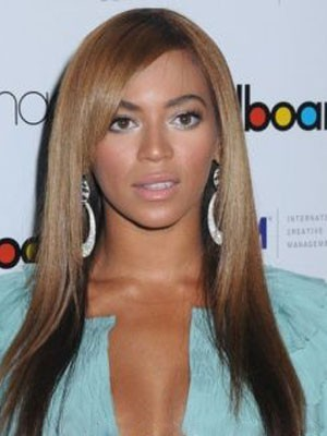 Beyonce Marvelous Lace Front Straight Synthetic Wig