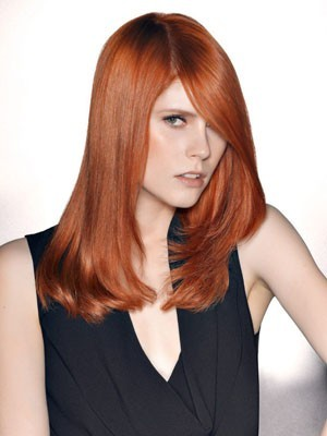 Good Looking Lace Front Synthetic Wig