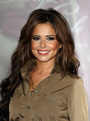 Cheryl Cole 100% Human Hair Long Wave Celebrity Wig