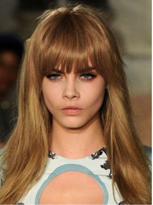 Cara Delevingne Prodigious Synthetic Straight Capless Wig
