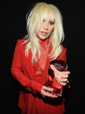 Lady Gaga Good Looking Human Hair Straight Capless Wig