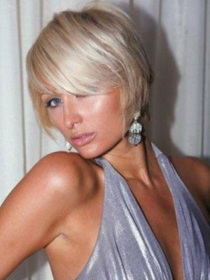 Paris Hilton Charming Capless Straight Synthetic Wig
