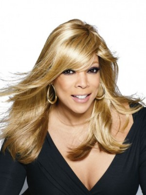 New Style Wendy Williams Straight Capless Synthetic Wig