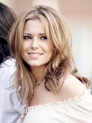 Beautiful Cheryl Cole's Straight Celebrity Wig