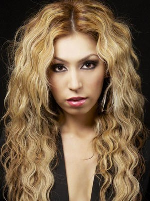 Durable Brazilian Remy Hair Wavy Lace Front Wig
