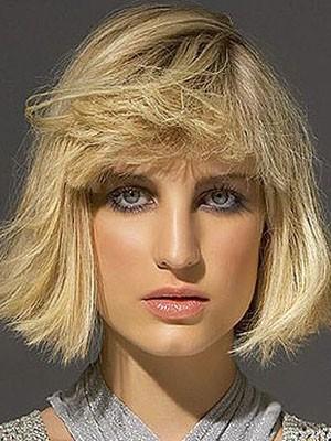 Glamorous Brazilian Remy Hair Straight Capless Wig