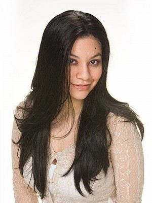 Bonny Long Natural Straight Human Hair Wig