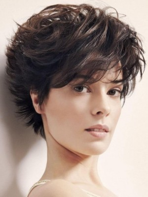 Seductive Wavy Lace Front Remy Human Hair Wig