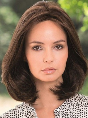 Classic Straight Lace Front Remy Human Hair Wig