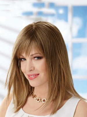 Admirable Remy Human Hair Straight Capless Wig
