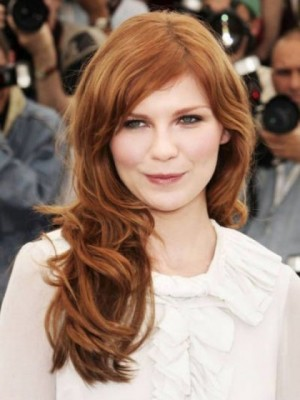 Fashionable Wavy Lace Front Remy Human Hair Wig