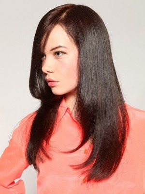 Stupendous Straight Lace Front Remy Human Hair Wig