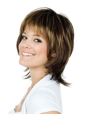 Admirable Wonderful Human Hair Lace Front Wig
