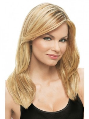 Brilliant Remy Human Hair Straight Lace Front Wig