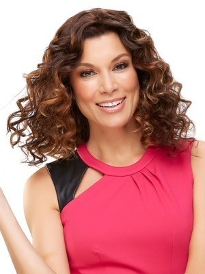 Good Lace Front Wavy Remy Human Hair Wig