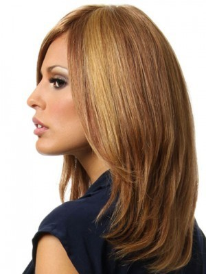 Top Quality Lace Front Straight Remy Human Hair Wig