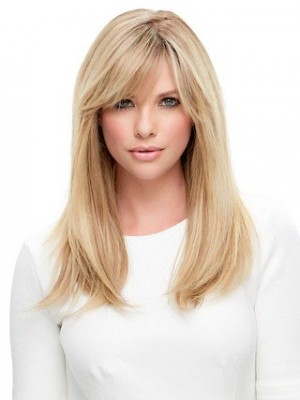 Classic Remy Human Hair Straight Capless Wig