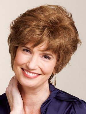 Classic Short Curly Human Hair Wig