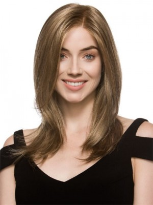 Good Lace Front Straight Wig