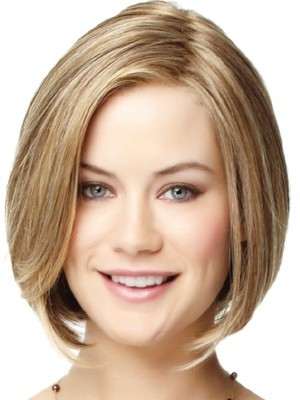 Graceful Straight Lace Front Bob Wig