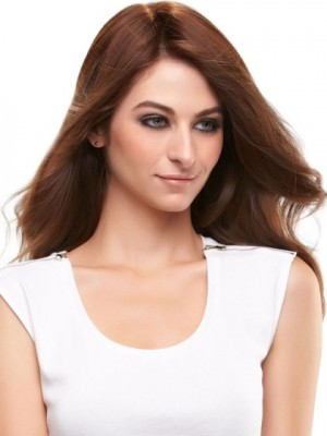 Popular Auburn Lace Front Human Hair Wig