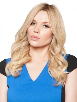 Wavy Full Lace Charming Human Hair Wig