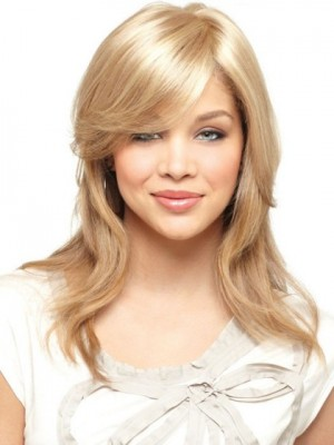 Fantastic Women Capless Straight Human Hair Wig
