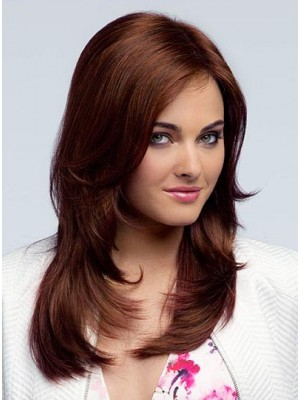 Full Lace Human Hair Fashionable Hairstyle Wig