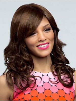 Attractive Wavy Natural Full Lace Wig
