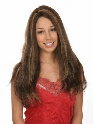 Admirable Capless Straight Remy Human Hair Wig