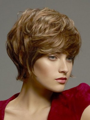Fabulous Wavy Lace Front Human Hair Wig