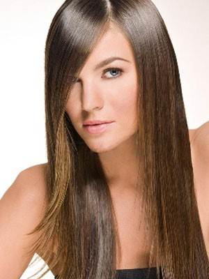 Admirable Human Hair Straight Lace Front Wig