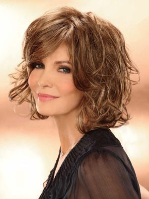 Stupendous Wavy Remy Human Hair Capless Wig