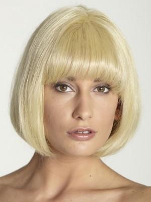 Luxury Bob Style Full Lace Human Hair Wig
