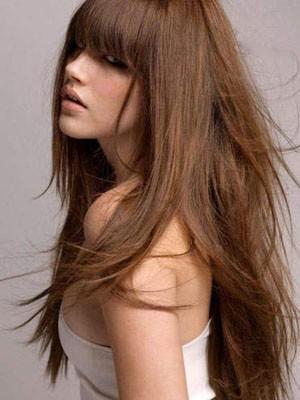 Stupendous Long Length Straight Capless Human Hair Wig