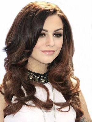 New Style Lace Front Wavy Human Hair Wig