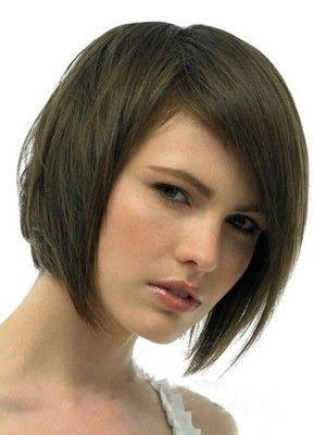 Glamorous Silky Straight Lace Front Remy Human Hair Wig
