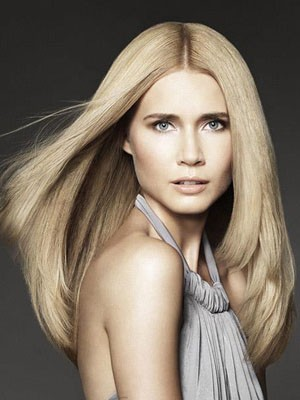 Nice-looking Human Hair Straight Full Lace Wig
