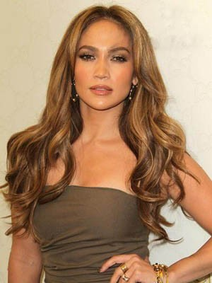 Comfortable Human Hair Wavy Lace Front Wig