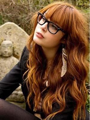 Admirable Capless Human Hair Wavy Wig