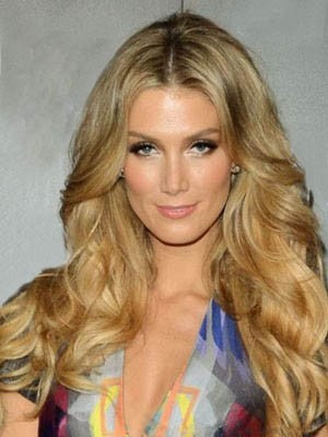 Most Popular Human Hair Lace Front Wavy Wig