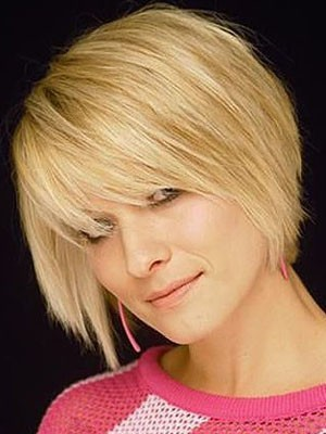 Gorgeous Remy Human Hair Capless Straight Wig