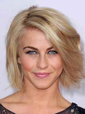 Nice Lace Front Medium Length Human Hair Wig