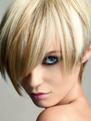 Impressive Full Lace Human Hair Straight Wig