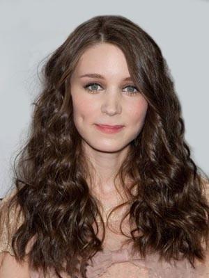 Wonderful Human Hair Wavy Lace Front Wig