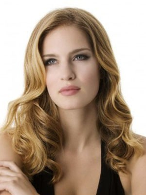 Amazing Lace Front Wavy Human Hair Wig